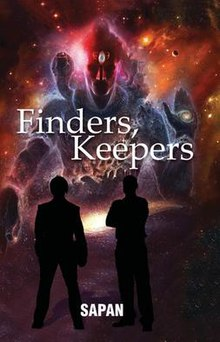 Cover photo of novel Finders, Keepers.jpg