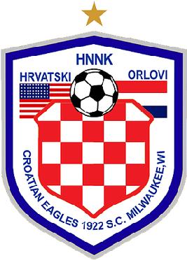 Croatian Eagles SC Logo