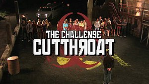 The Challenge: Cutthroat - Title Frame