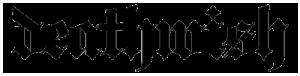 Deathwish Inc. - Image: Deathwish New Logo Text