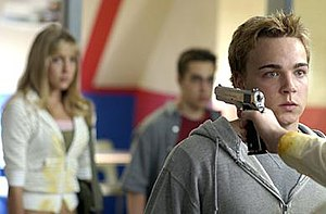 Time Stands Still (Degrassi: The Next Generation) - Image: Degrassi shooting