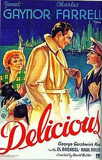 <i>Delicious</i> (film) 1931 film
