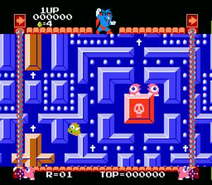 Devil World - Gameplay screenshot