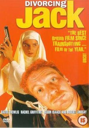 Divorcing Jack (film) - Image: Divorcing Jack DVD