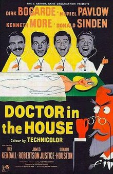 Doctor in the House movie