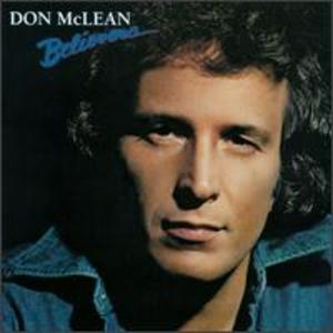 Believers (Don McLean album) - Image: Don Mc Lean Believers Coverart