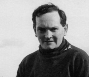 Donald Crowhurst - Donald Crowhurst, pictured just before setting out in the ''Sunday Times'' Golden Globe Race in 1968