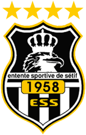 ES Sétif - Image: ES Sétif (logo)
