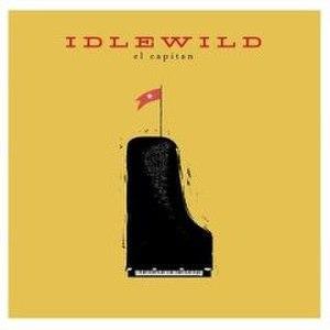 El Capitan (Idlewild song) - Image: El Capitan single