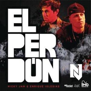 El Perdón - Image: El Perdon by Nicky Jam y Enrique Iglesias