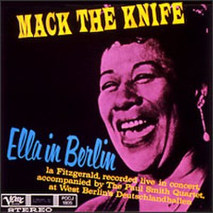 Ella in Berlin: Mack the Knife - Image: Ella in berlin