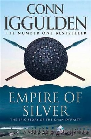 Empire of Silver (novel) - Image: Empireofsilver