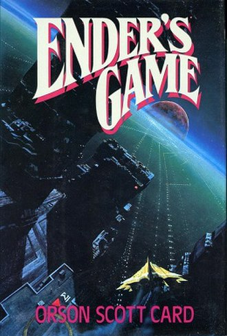 Ender's Game - 1985 first edition (hardcover)