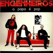cd engenheiros do hawaii o papa e pop