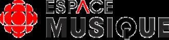 Ici Musique - Espace musique logo, 2004-2014