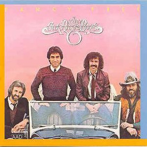 Fancy Free (The Oak Ridge Boys album) - Image: Fancy Free (The Oak Ridge Boys album) cover art