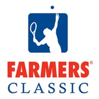 Los Angeles Open (tennis) - Image: Farmers Classic logo