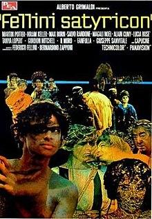Satyricon | Federico Fellini | Pinterest | Cinema, Films and Film ...