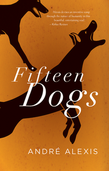Fifteen Dogs - Wikipedia