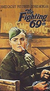 <i>The Fighting 69th</i> 1940 film by William Keighley