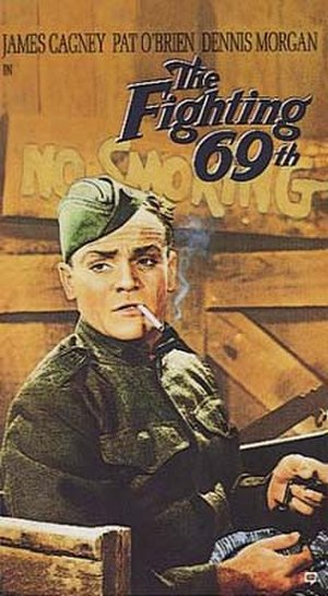 The Fighting 69th - VHS cover
