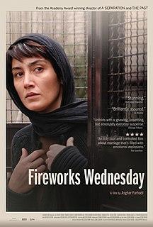 <i>Fireworks Wednesday</i> 2006 film directed by Asghar Farhadi