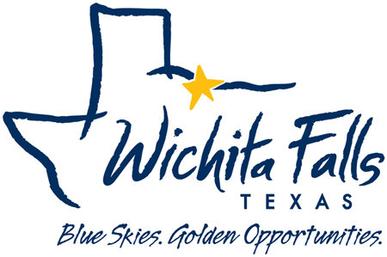 Flag of Wichita Falls, Texas