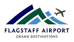 Flagstaff Pulliam Airport - Image: Flagstaff Pulliam Airport Logo