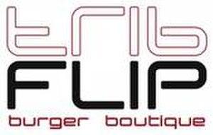FLIP Burger Boutique - Image: Flipburgerlogo