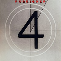 Foreigner 4
