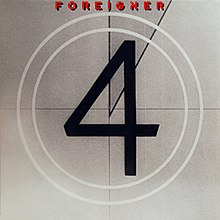album covers Foreigner