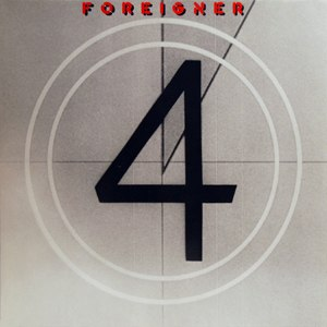 4 (Foreigner album) - Image: Foreigner 4