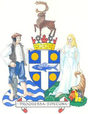 Fortune, Newfoundland and Labrador - Image: Fortuneseal