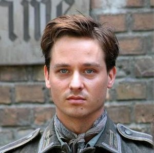 Generation War - Friedhelm Winter, played by Tom Schilling