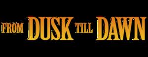 From Dusk till Dawn (franchise) - Image: From Dusk till Dawn film logo