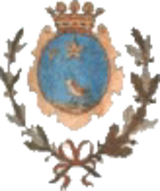 Frosolone - Image: Frosolone stemma