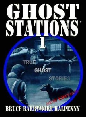 Ghost Stations - GHOST STATIONS 1 book cover