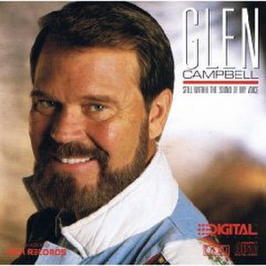 Still Within the Sound of My Voice - Image: Glen Campbell Still within the Sound of my Voice album cover