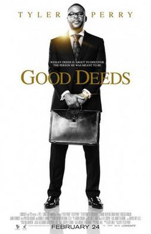 Good Deeds - Theatrical release poster