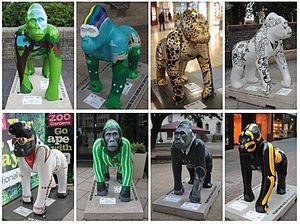Wow! Gorillas - Image: Gorillas