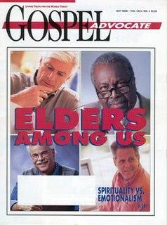 <i>Gospel Advocate</i>