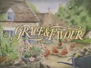 Grace & Favour - Image: Grace & Favour titles