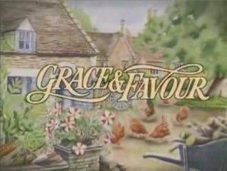 Grace & Favour - Image: Grace & Favour titles