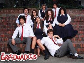 <i>Graduados</i> (Colombian TV series)