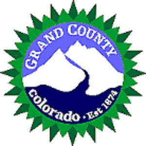 Grand County, Colorado - Image: Grand County co seal