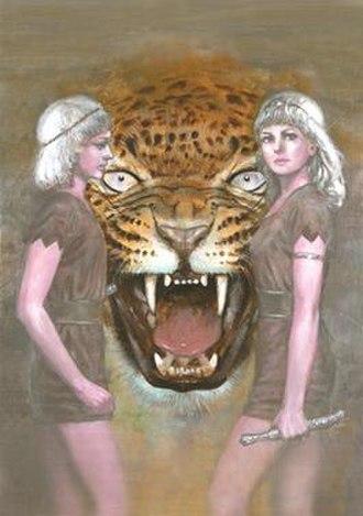 Guin Saga - Cover art of the first Guin Saga novel