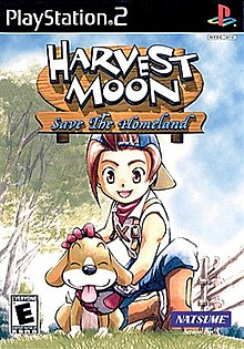 harvest moon save the homeland wikipedia