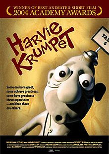 Poster for Harvie Krumpet