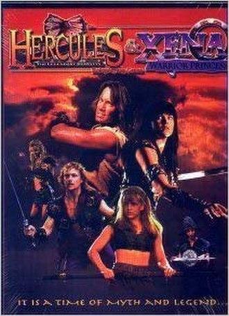 Hercules & Xena Roleplaying Game - Image: Hercules & Xena Roleplaying Game