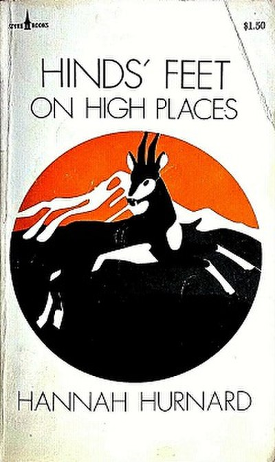 Picture of a book: Hinds' Feet On High Places